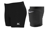 Volleyball Short/Knee Pad Combo Image